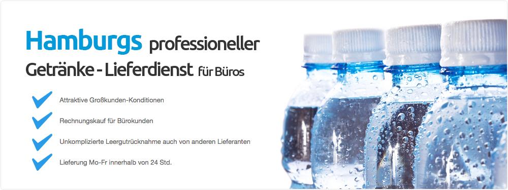 Getränkelieferservice Hamburg - OfficeDrink Hamburg Getränkeservice ...